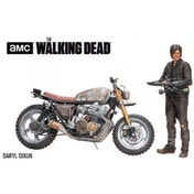 Daryl Dixon With New Bike (The Walking Dead) McFarlane 5 Inch Deluxe Box Set