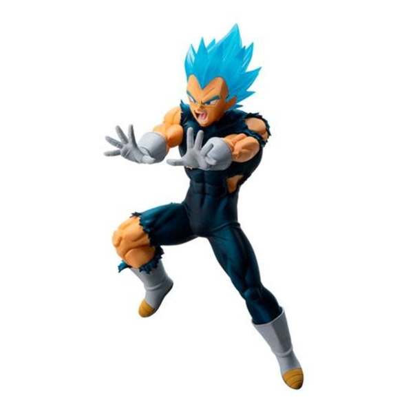 Super Saiyan God Super Saiyan Vegeta (Dragon Ball) Ichibansho PVC Statue
