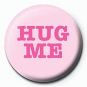 Hug Me Badge