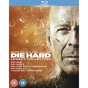 Die Hard 1-5 Legacy Collection Blu-ray