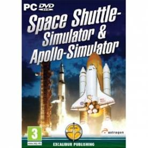 Space Shuttle Simulator & Apollo Simulator Game PC