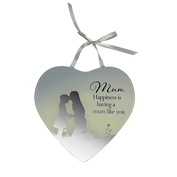 Reflections Of The Heart Mum Plaque