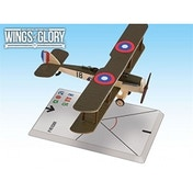 Wings of Glory Miniature: Airco DH.4 50th Squadron AEF Board Game