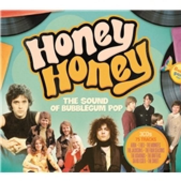 Honey Honey CD - Image 2