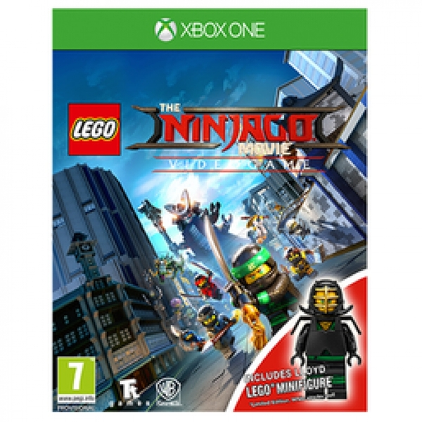 Lego The Ninjago Movie Videogame Toy Edition Xbox One Game