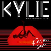 Kylie Minogue - Kiss Me Once Live At The Sse Hydro CD & Blu-ray