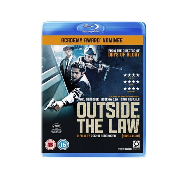 Outside the Law (Hors La Loi) Blu-ray