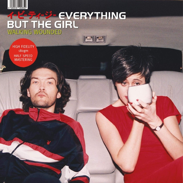 Everything But The Girl - Walking Wounded Vinyl
