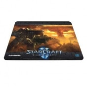 SteelSeries Qck StarCraft II Wings Of Liberty Marine Limited Edition Gaming Surface