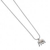 Elephant Loxodonta Necklace