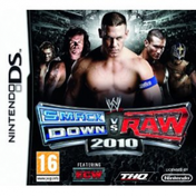 WWE Smackdown vs Raw 2010 Game DS