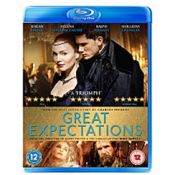 Great Expectations 2012 Blu-ray