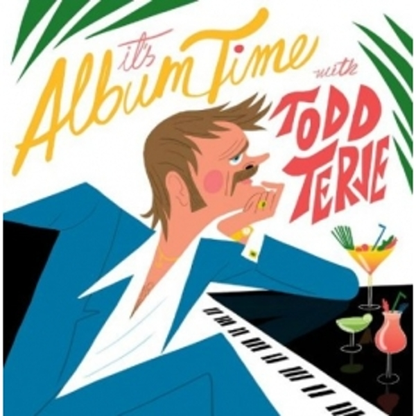 Todd Terje - It's Album Time CD