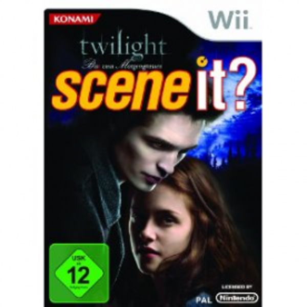 Scene It? Twilight Game Wii
