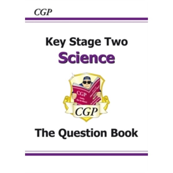 KS2 Science Question Book by CGP Books (Paperback, 1999)