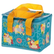 Tropical Unicorn Design Lunch Box Cool Bag