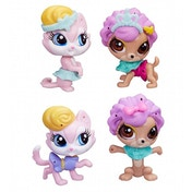 Littlest Pet Shop and Fashions Zoe and Phillipe