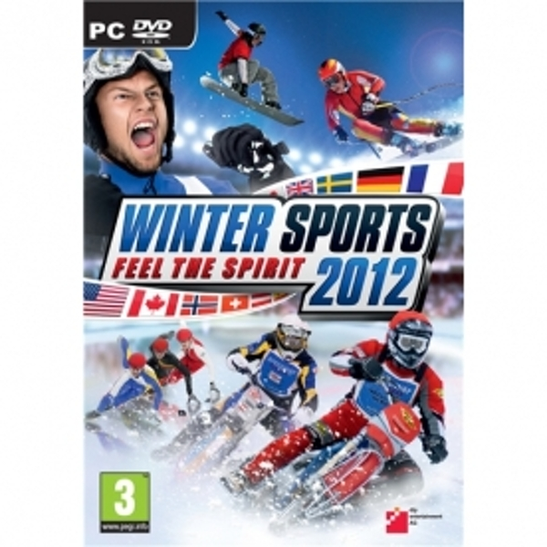 Winter Sports 2012 Feel The Spirit Game PC