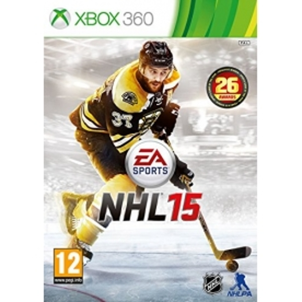 NHL 15 Xbox 360 Game - Image 1