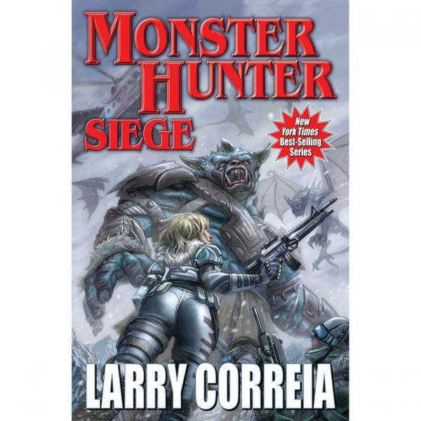 Monster Hunter Siege Hardcover