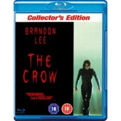 The Crow Collector's Edition Blu-Ray