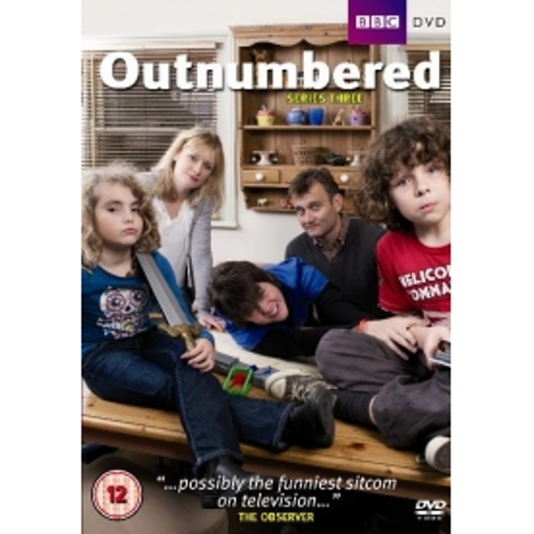 Outnumbered - Series 3 DVD
