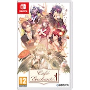 Cafe Enchante Nintendo Switch Game