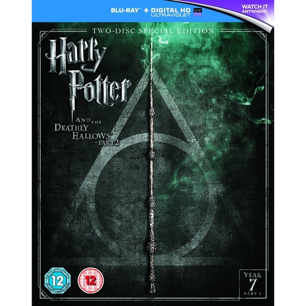 Harry Potter And The Deathly Hallows Part 2 (2016 Edition) Blu-Ray