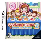 Cooking Mama 2 Dinner With Friends Game DS (#)