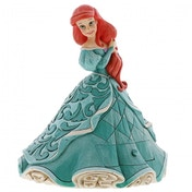 Ariel Treasure Keeper Disney Traditions Figurine