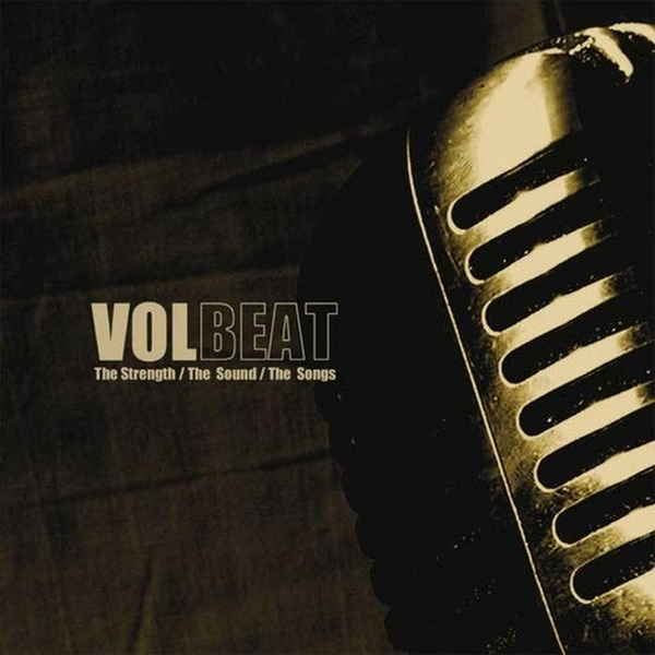 Volbeat - The Strength / The Sound / The Songs Vinyl