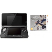 Nintendo Handheld Console in Cosmos Black 3DS with Fire Emblem Awakening
