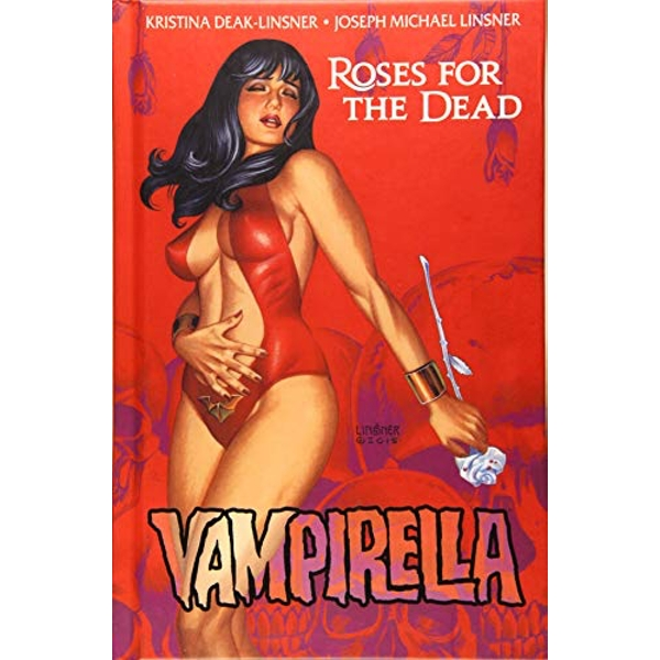 Vampirella: Roses for the Dead HC
