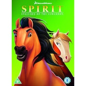 Spirit: Stallion Of The Cimarron (2018 Artwork Refresh) DVD