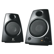 Logitech Z 130 Multimedia 2.0 Speakers - 5W RMS