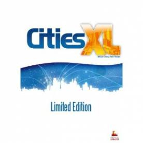 Cities XL Limited Edition Game PC