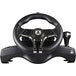 Hurricane Gaming Steering Wheel With Pedals PS4/PS3 - Image 2