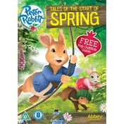 Peter Rabbit The Tales Of The Start Of Spring DVD