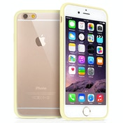 YouSave Accessories iPhone 6 / 6s TPU Hard Back Case - Gold