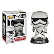 First Order Stormtrooper (Star Wars) Funko Pop! Vinyl Figure