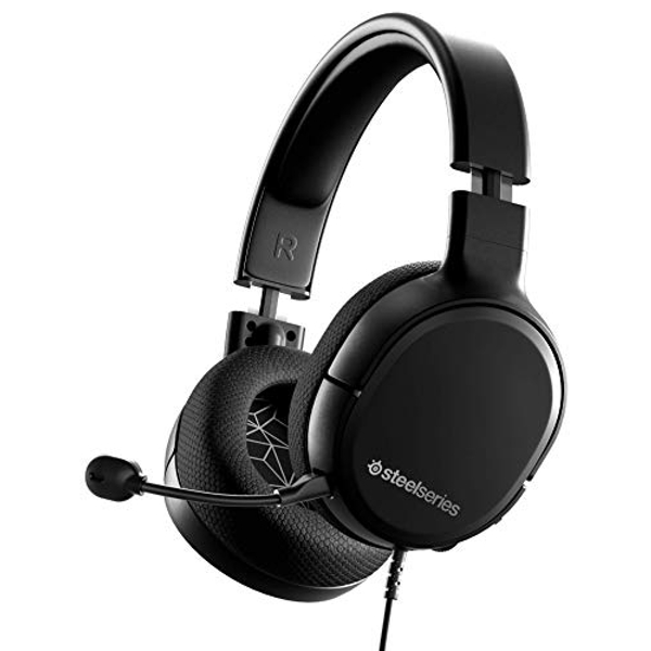 SteelSeries Arctis 1 Wired Gaming Headset(PS4), Black
