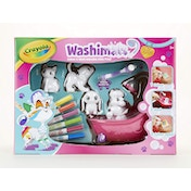 Crayola Washimals Colour and Wash Pets Playset
