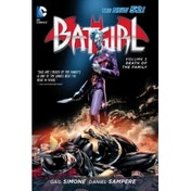 Batgirl Volume 3: Death of the Family TP (The New 52) by Gail Simone (Paperback, 2014)