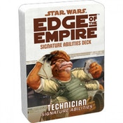 Star Wars Edge of the Empire Technician Signature Abilities Deck
