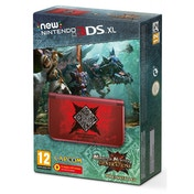 Nintendo New 3DS XL Console Monster Hunter Generations Edition + Pre-installed Game