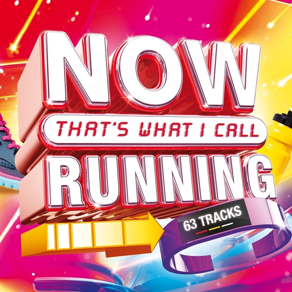 Now That's What I Call Running 2017 CD