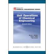 Unit Operations of Chemical Engineering (Int'l Ed) by Julian Smith, Warren L. McCabe, Peter Harriott (Paperback, 2005)