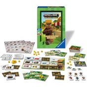 Minecraft Farming and Trading Board Game