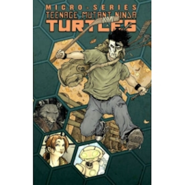 Teenage Mutant Ninja Turtles: Micro-Series Volume 2