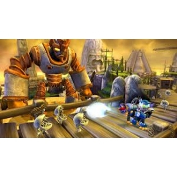 Lightcore Jet-Vac (Skylanders Giants) Air Character Figure - Image 4